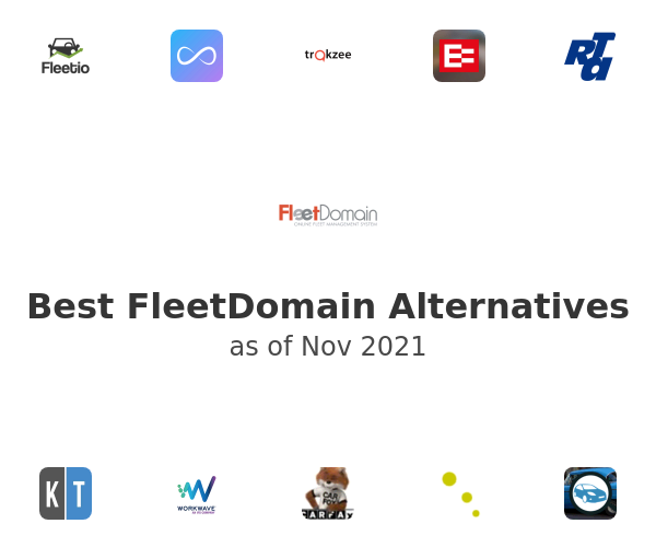 Best FleetDomain Alternatives