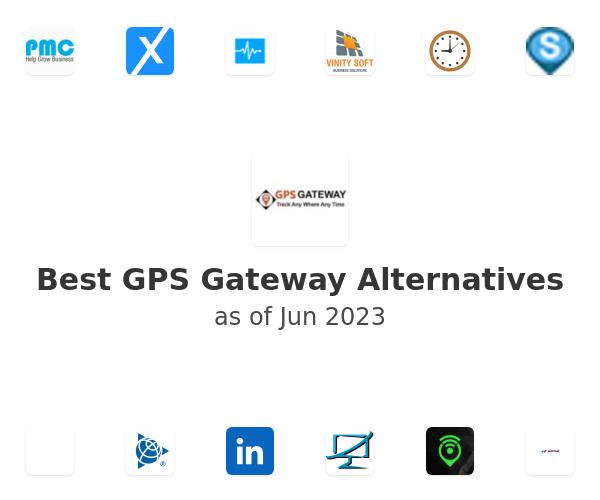 Best GPS Gateway Alternatives