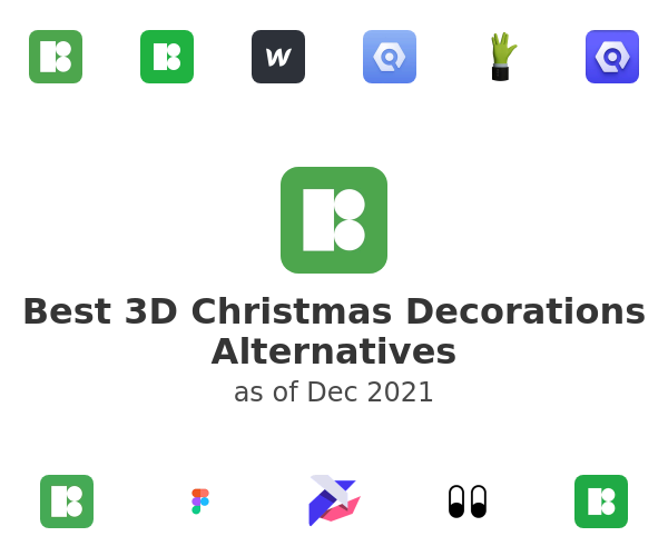 Best 3D Christmas Decorations Alternatives