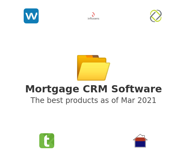 Mortgage CRM Software