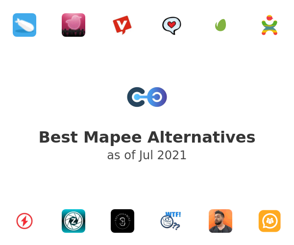 Best Mapee Alternatives