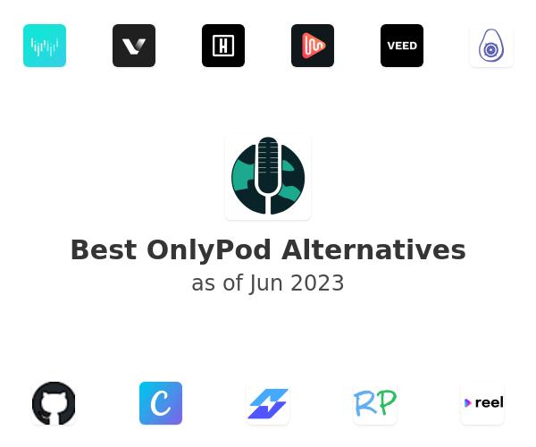 Best OnlyPod Alternatives