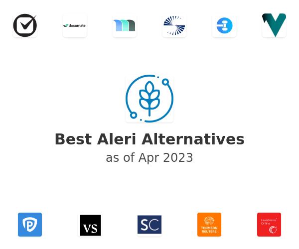 Best Aleri Alternatives