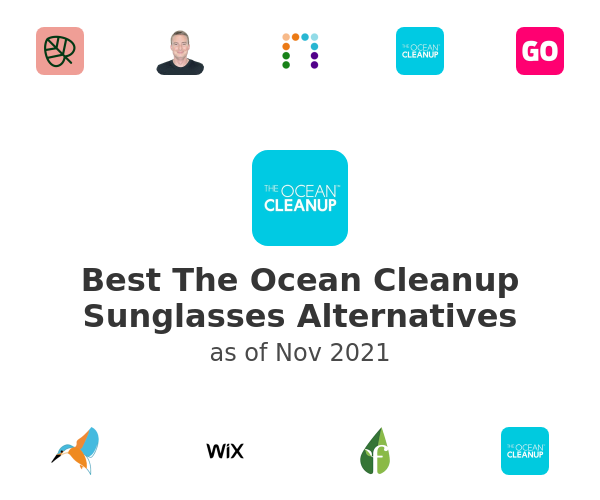 Best The Ocean Cleanup Sunglasses Alternatives