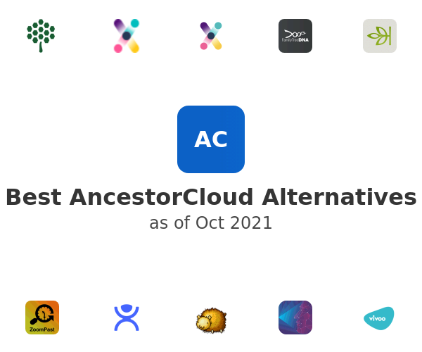 Best AncestorCloud Alternatives