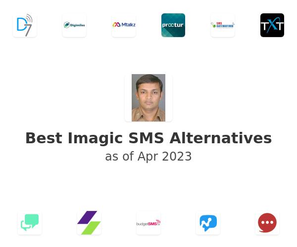 Best Imagic SMS Alternatives