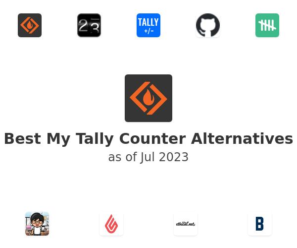 Best My Tally Counter Alternatives