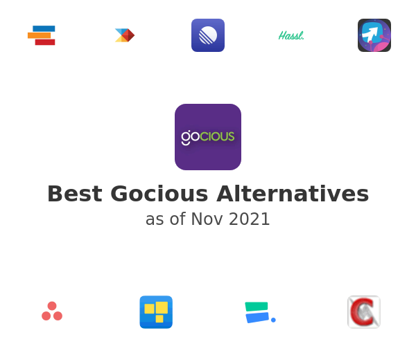 Best Gocious Alternatives