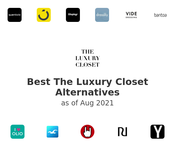 Best The Luxury Closet Alternatives