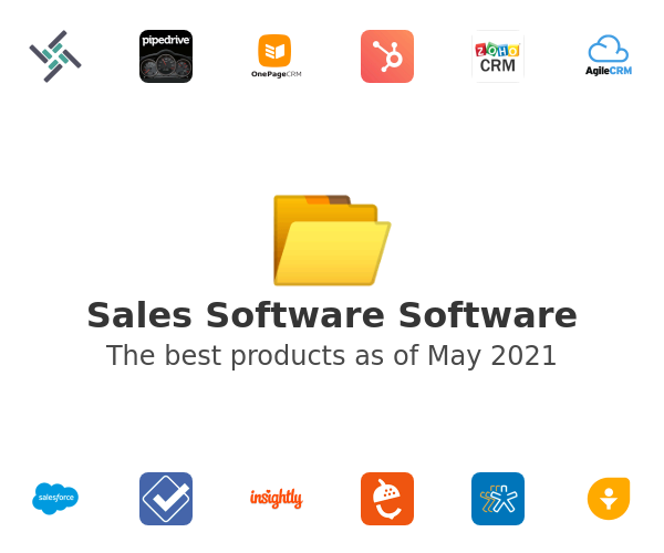 Sales Software Software