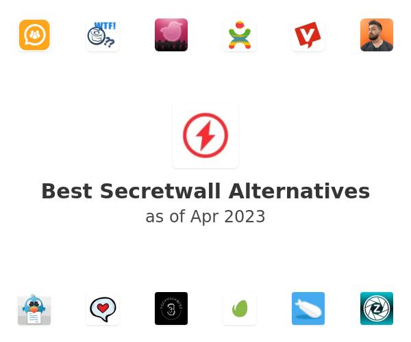 Best Secretwall Alternatives