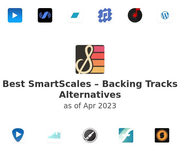 Best SmartScales – Backing Tracks Alternatives