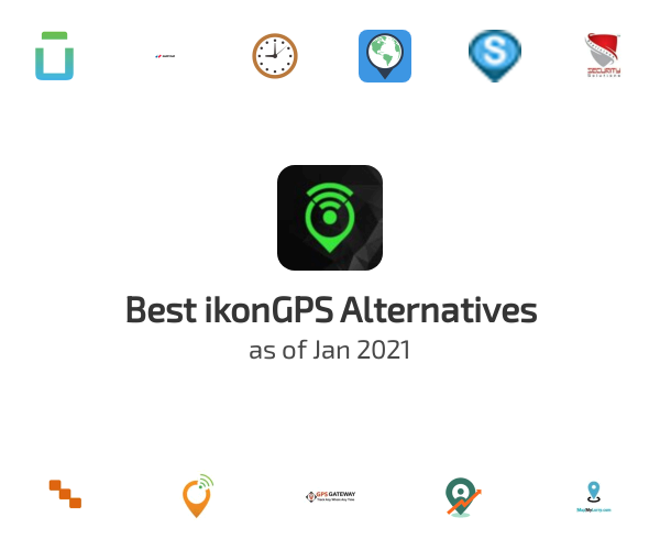 Best ikonGPS Alternatives