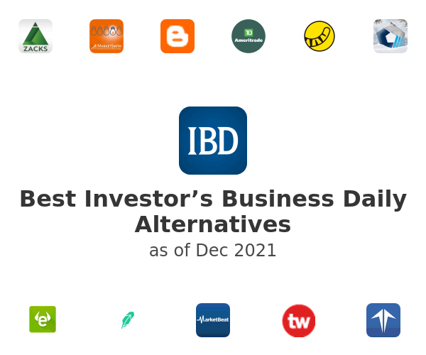 Best Investor's Business Daily Alternatives