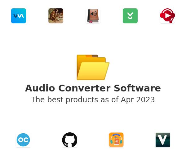 Audio Converter Software