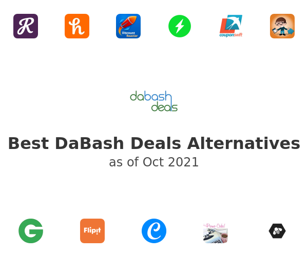Best DaBash Deals Alternatives