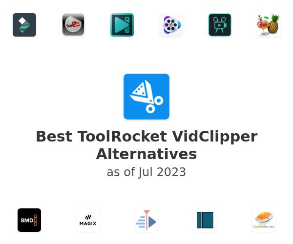 Best ToolRocket VidClipper Alternatives
