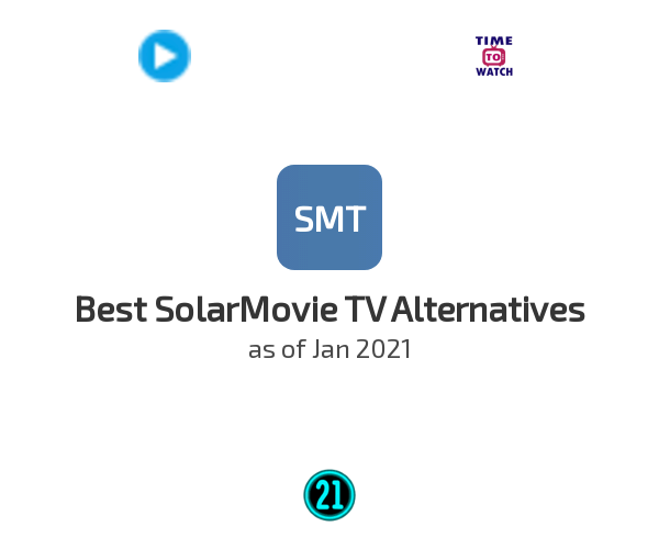 Best SolarMovie TV Alternatives