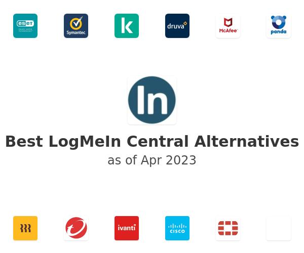 Best LogMeIn Central Alternatives