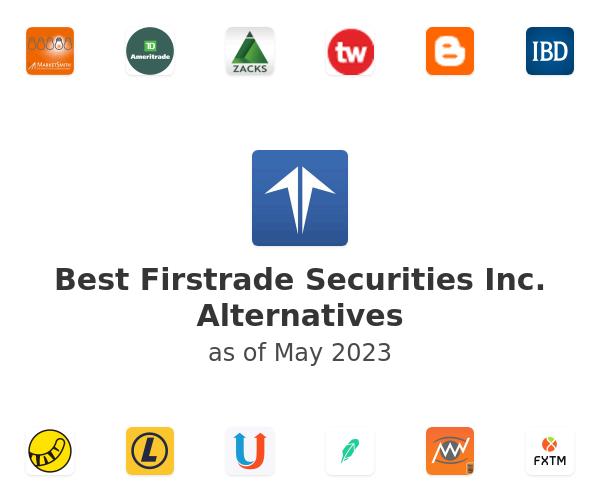 Best Firstrade Securities Inc. Alternatives