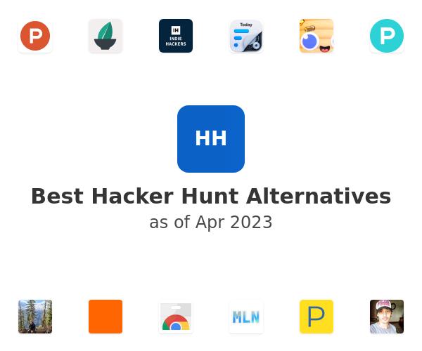 Best Hacker Hunt Alternatives