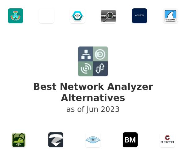 Best Network Analyzer Alternatives