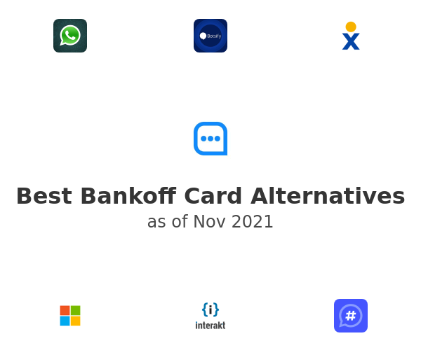 Best Bankoff Card Alternatives