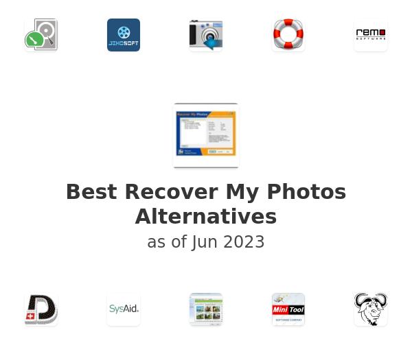 Best Recover My Photos Alternatives