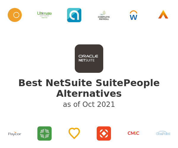 Best NetSuite SuitePeople Alternatives
