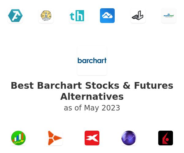 Best Barchart Stocks & Futures Alternatives