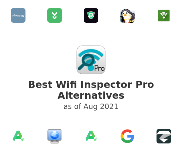 Best Wifi Inspector Pro Alternatives