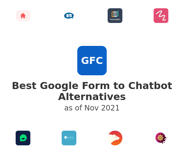 Best Google Form to Chatbot Alternatives