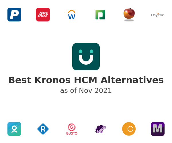 Best Kronos HCM Alternatives