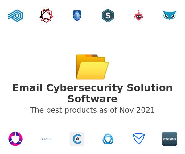 Email Cybersecurity Solution Software