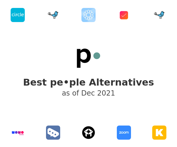 Best pe•ple Alternatives