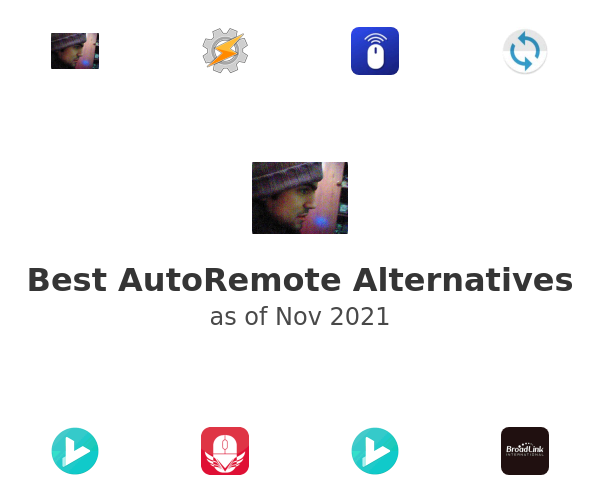 Best AutoRemote Alternatives