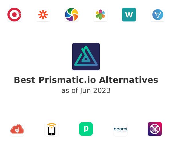 Best Prismatic.io Alternatives