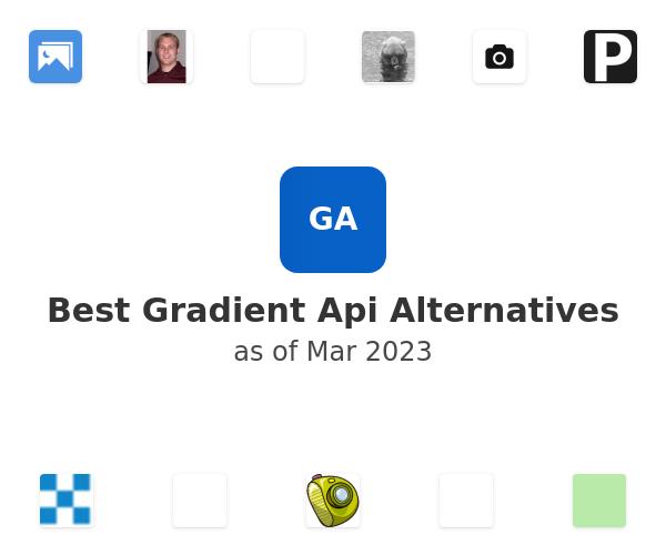 Best Gradient Api Alternatives