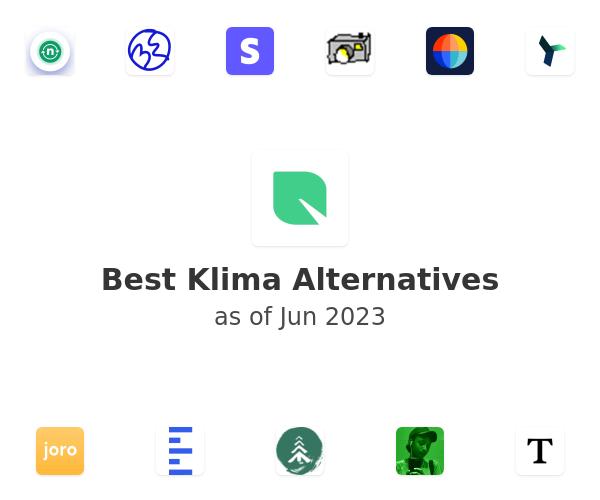 Best Klima Alternatives