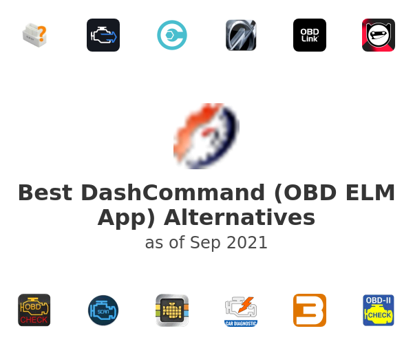 Best DashCommand (OBD ELM App) Alternatives