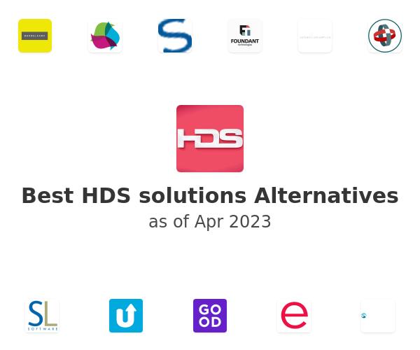 Best HDS solutions Alternatives