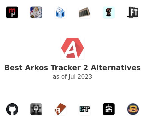 Best Arkos Tracker 2 Alternatives