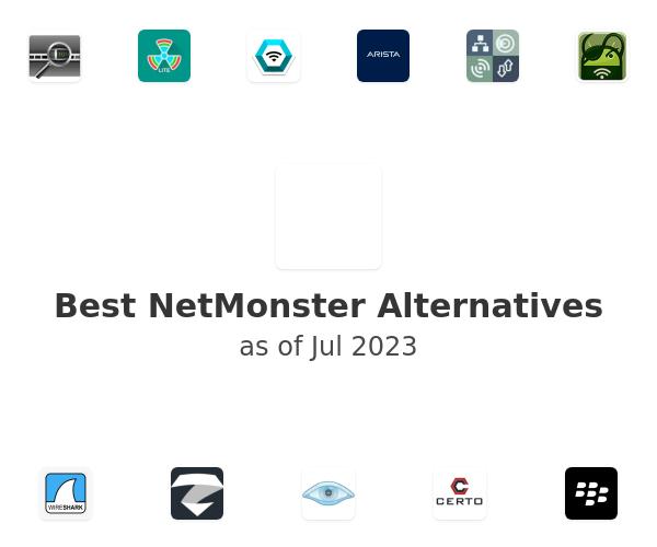 Best NetMonster Alternatives