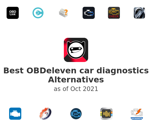 Best OBDeleven car diagnostics Alternatives