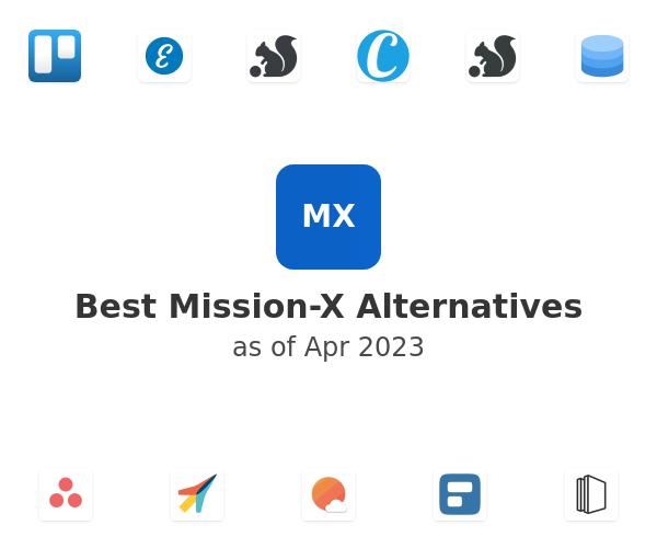 Best Mission-X Alternatives