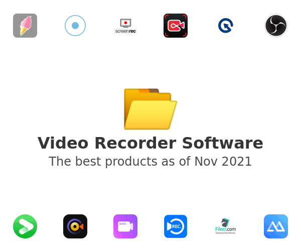 Video Recorder Software