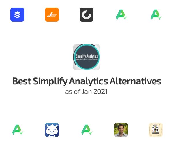 Best Simplify Analytics Alternatives