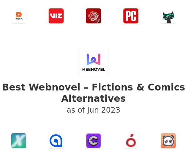 Best Webnovel – Fictions & Comics Alternatives