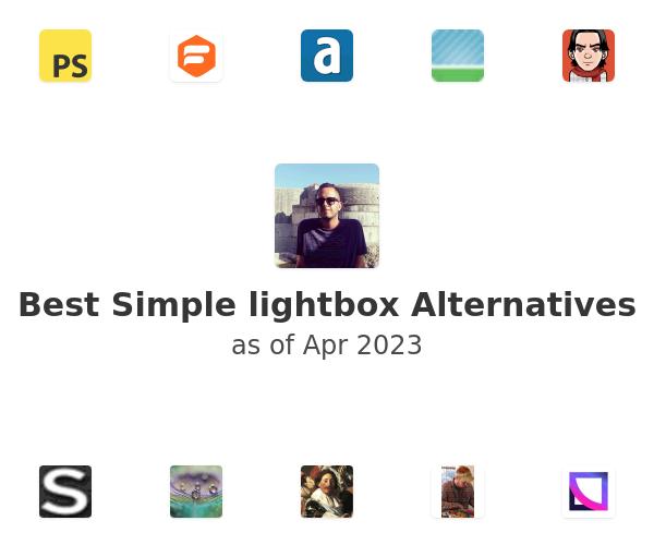Best Simple lightbox Alternatives