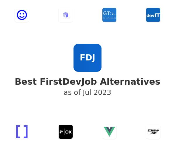 Best FirstDevJob Alternatives